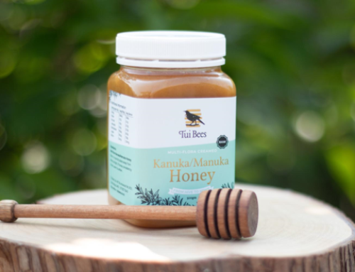 The Sweetest Way To Fundraise -Tui Bees Honey